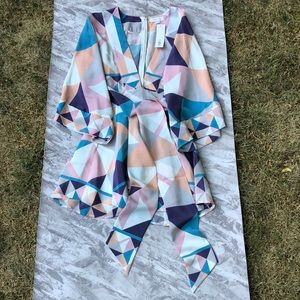 Yumi Kim Kimono Style Dress NWT
